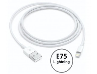 Original Foxconn USB auf Lightning Kabel für iPhone, iPad & iPod Ladekabel 1 Meter