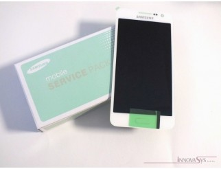 Display für Samsung Galaxy A3 SM-A300FU Touchscreen, LCD in weiss GH97-16747A