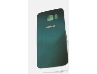 Samsung Galaxy S6 Edge G925F Akkudeckel Glas grün emeraldBackcover Rückseite