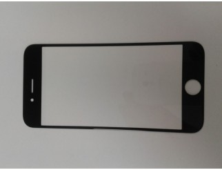 Frontscheibe in schwarz für iPhone 6S