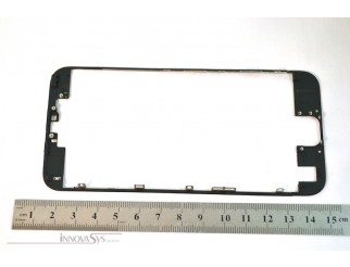 Mittelrahmen für iPhone 6S schwarz