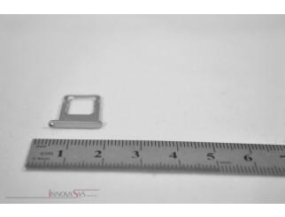 Nano Sim Kartenhalter silber für iPhone 6S weiss