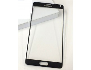 Frontscheibe für Samsung Galaxy Note 4 N910 in schwarz