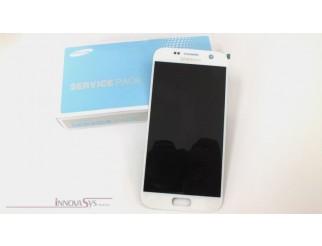 Display für Samsung Galaxy S7 SM-G930F (GH97-18523D) Touchscreen + LCD in weiss