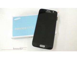 Display für Samsung Galaxy S7 SM-G930F (GH97-18523A) Touchscreen + LCD in schwarz
