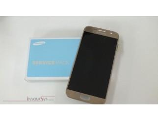 Display für Samsung Galaxy S7 SM-G930F (GH97-18523C) Touchscreen + LCD in gold