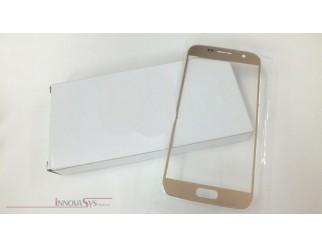 Frontscheibe für Samsung Galaxy S7 G930f gold