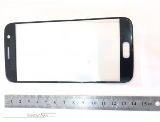 Frontscheibe für Samsung Galaxy S7 G930f schwarz