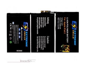 EXTREMECELLS© iPad2 Ersatzakku Premium-Qualität, Neuware