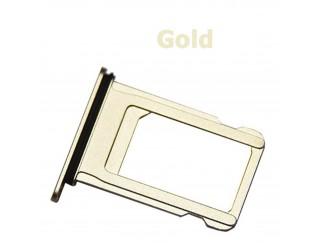Nano Sim Kartenhalter für iPhone 7 champagne gold
