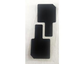 Schwarzer Scanner Sticker für iPhone 6/6+/6S/6S+/7/7+