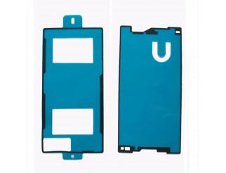 Kleber, Klebefolie Adhesive für Display und Rückseite / Akkudeckel Sony Xperia Z5 Compact Mini E5803 E5823