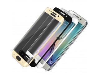 Premium Panzer Schutzfolie 3D / Display-Schutzglas 9H für Samsung Galaxy S7 Edge HQ Premium Qualität