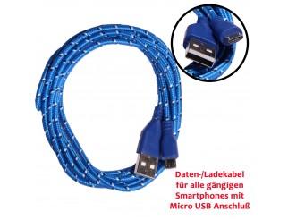 Micro-USB Kabel in verschiedenen Ausführungen