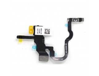 Powerflex Kabel mit Ein/Aus Schalter und Halterungen für iPhone X