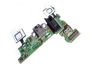 Micro USB Buchse für Samsung Galaxy A3 A300F inkl. Kopfhörerbuchse und  Sensor Buttons