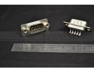 Serial - Stecker 9 polig zum Löten M