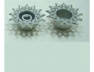 Metall- Antriebsräder für Pershing und Bulldog