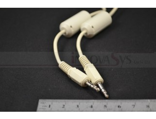 3,5mm Stereo- / Audio- Kabel