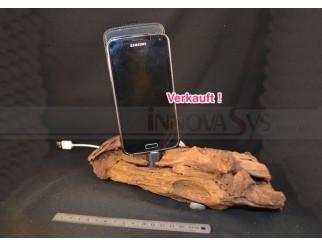 Samsung 5 Dock Ladestation Designerstück Handarbeit