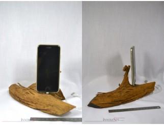 Iphone 6 Dock Ladestation Designerstück Handarbeit