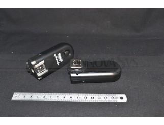 Fernauslöser RF603 Fernsteuerung Blitzauslöser