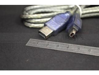 Apple FireWire Kabel Mini