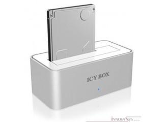 Raidsonic IcyBox IB-111StU3-Wh Dockingstation