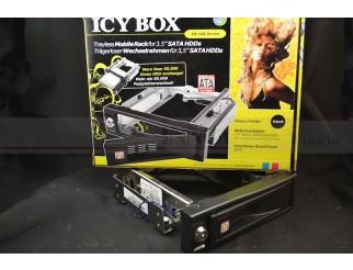 Raidsonic IcyBox IB-168 SK Serie Wechselrahmen