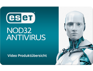 NOD32 AntiVirus Lizenz