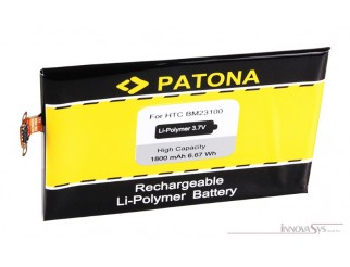 Akku / Batterie von Patona für HTC Desire S/Desire Z/Incredible S
