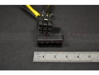 Power Strom Kabel auf 6Pin Stecker