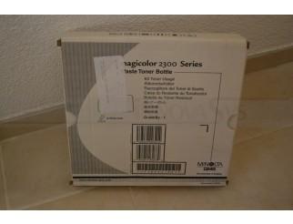 Magicolor 2300 Series QMS Toner Bottle