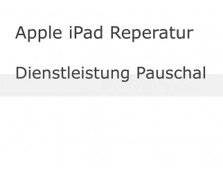 Dienstleistung Apple iPad