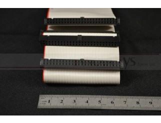 SCSI Kabel intern Flachbandkabel