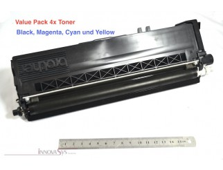 Brother TN-326 Toner Kompatible C M Y B ValuePack